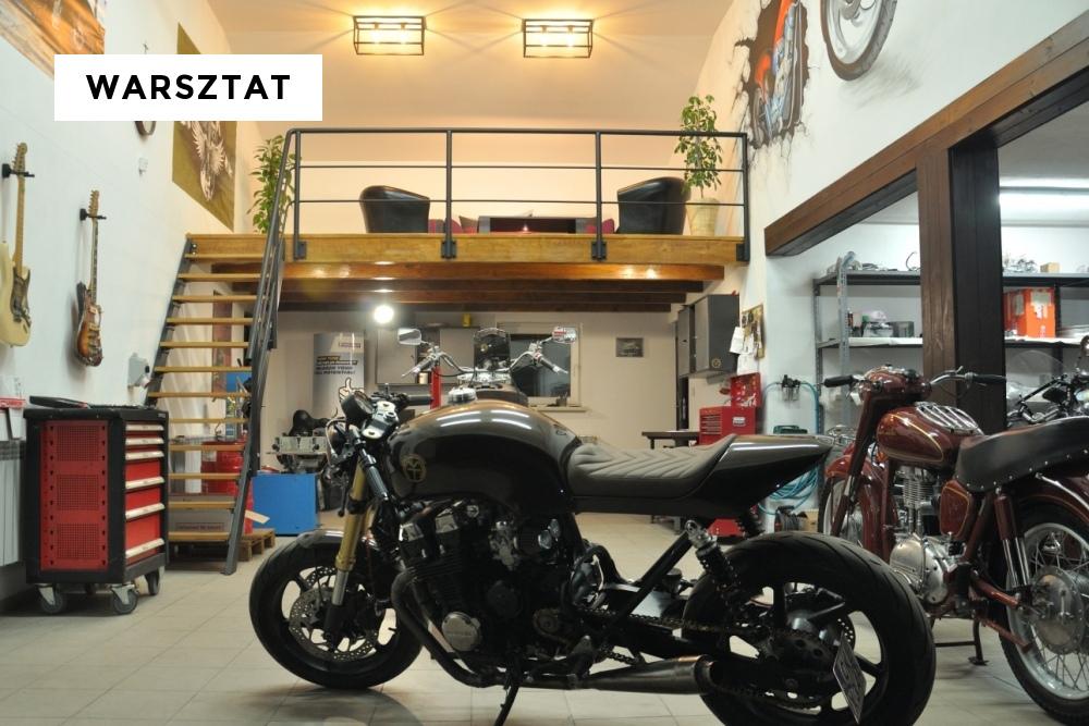 Warsztat Moto-Technology
